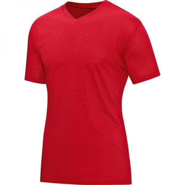 Bavlněné tričko JAKO V-NECK  8ef0ccd7b0